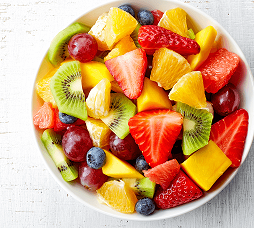 フルーツの詰め合わせ